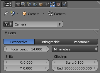 Clipping in Blender
