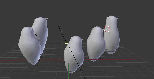 Resultat MetaBall Modelling